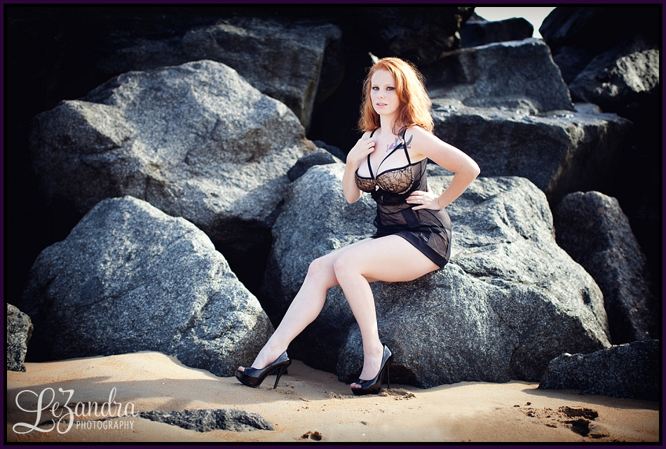 Carly Virginia Beach Boudoir Photographer 12 Carly: Hampton Roads Beach Boudoir Photographer